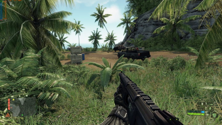 Screenshot de Crysis Remastered