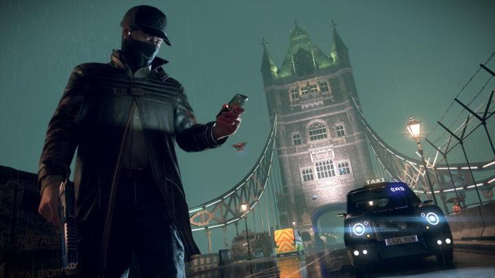 Screenshot de Watch Dogs Legion