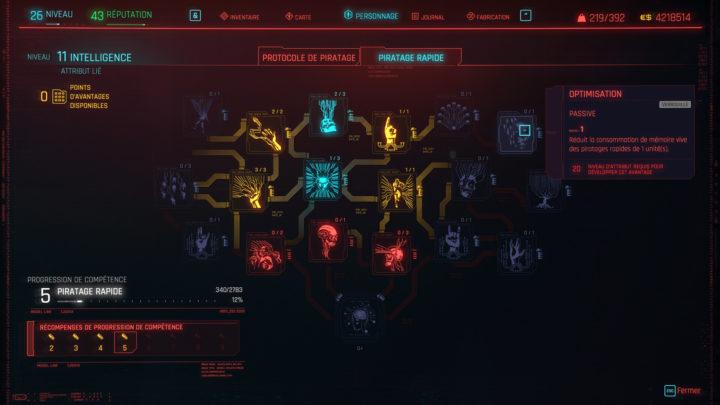 Screenshot de Cyberpunk 2077