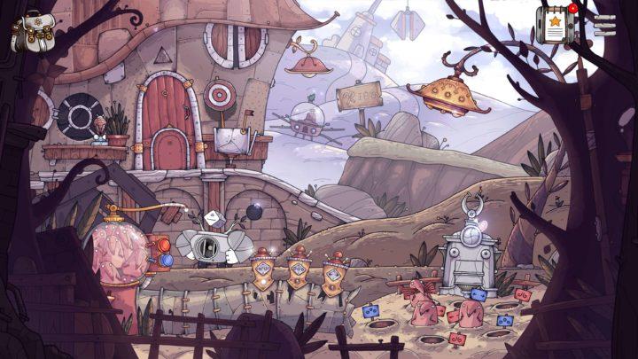 Screenshot de TOHU