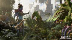 Image de Les premières images d'Avatar: Frontiers of Pandora