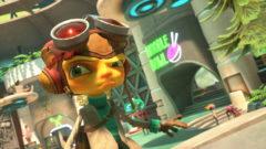 Image de Psychonauts 2 se date en vidéo