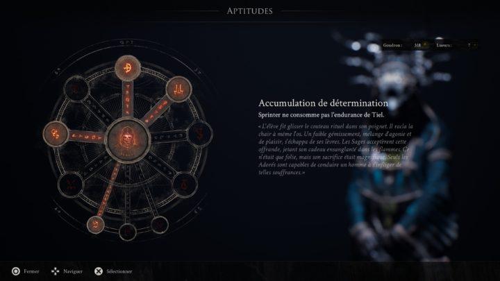 Screenshot de Mortal Shell