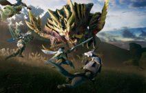 Image de Une extension massive prévue pour Monster Hunter Rise