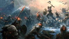 Image de God of war officialisé sur PC