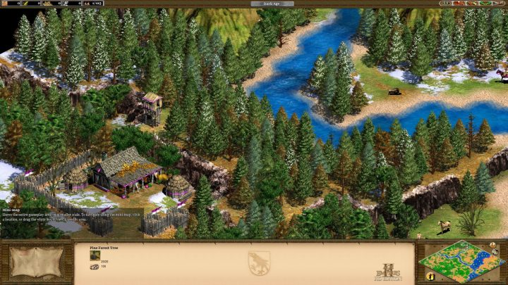 Screenshot de Age of Empires II : HD Edition