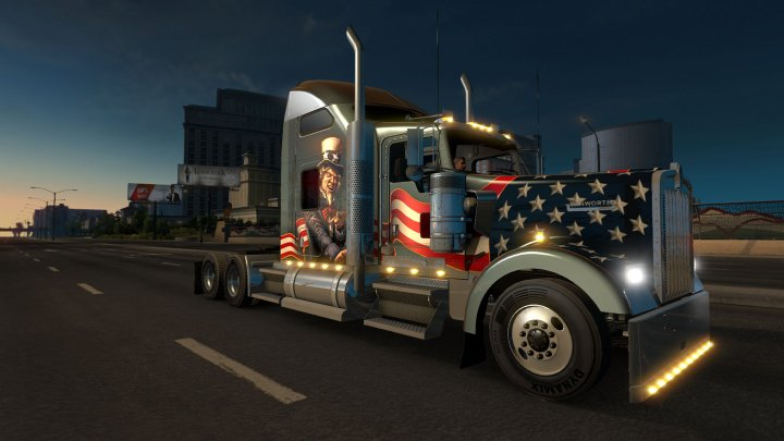 Screenshot de American Truck Simulator
