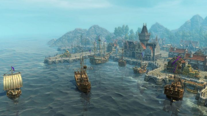 Screenshot de Anno 1404