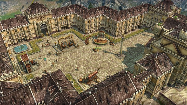 Screenshot de Anno 1404 : Venice