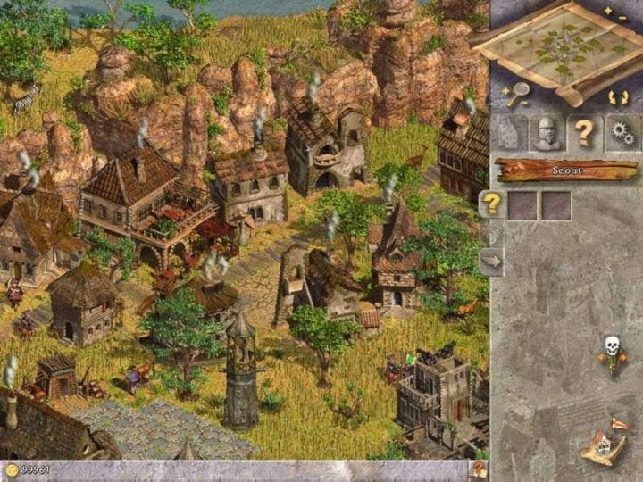 Screenshot de Anno 1503 : Treasures, Monsters & Pirates