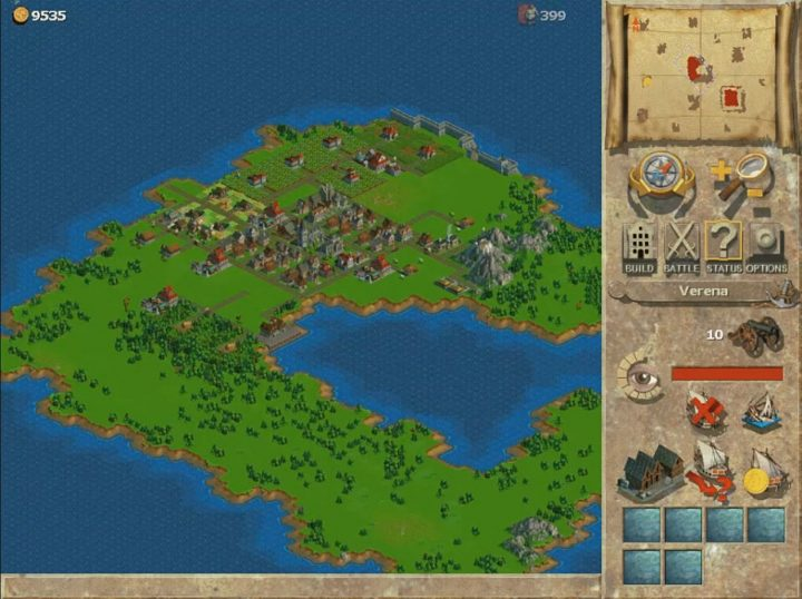 Screenshot de Anno 1602 : Creation of a New World