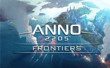 Jaquette de Anno 2205 : Frontiers