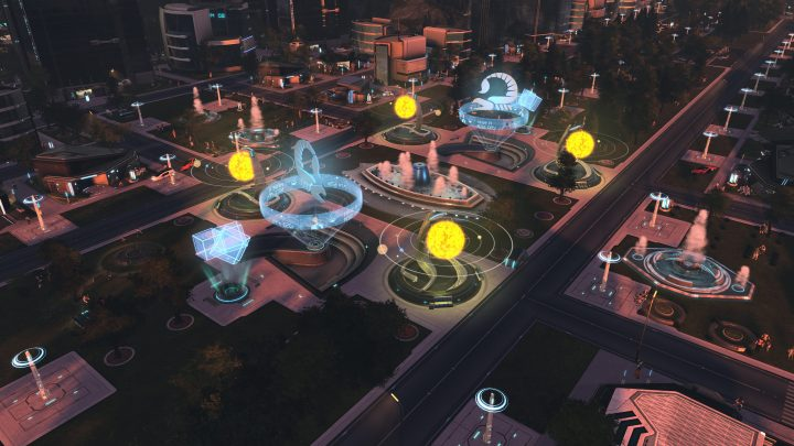 Screenshot de Anno 2205 : Frontiers
