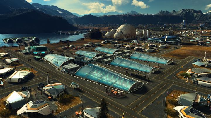 Screenshot de Anno 2205 : Tundra