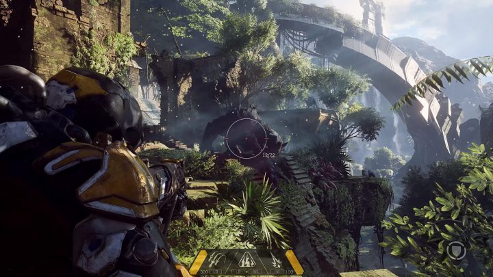Screenshot de Anthem
