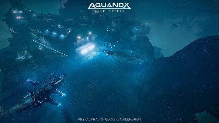 Screenshot de Aquanox : Deep Descent