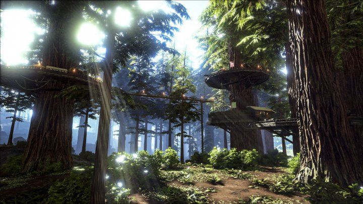 Screenshot de ARK : Survival Evolved