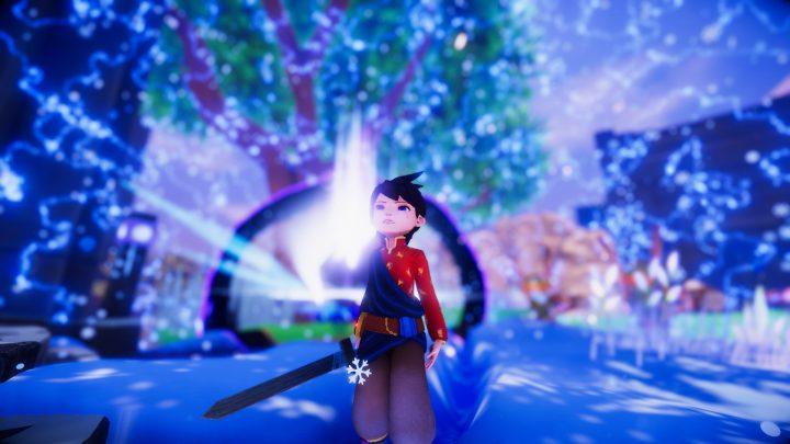 Screenshot de Ary And The Secret Of Seasons