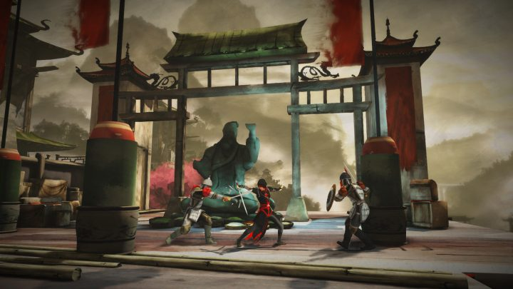 Screenshot de Assassin's Creed Chronicles : China