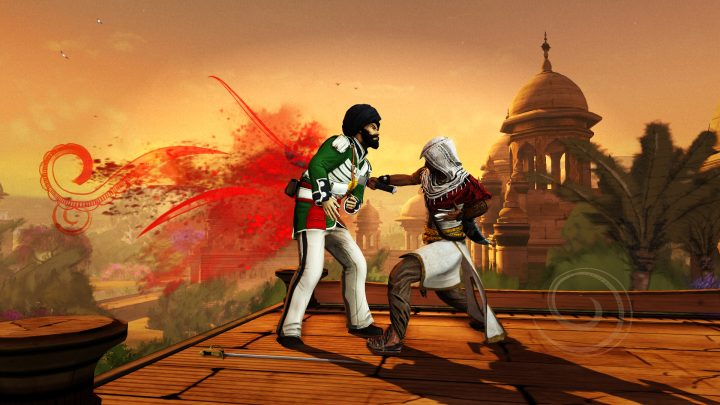 Screenshot de Assassin's Creed Chronicles : India