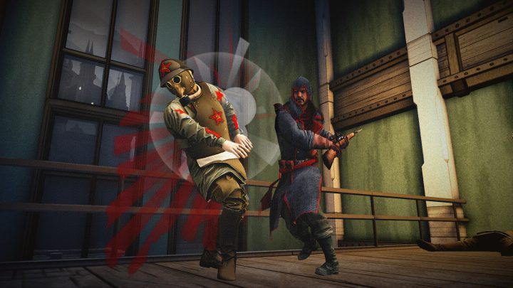 Screenshot de Assassin's Creed Chronicles : Russia
