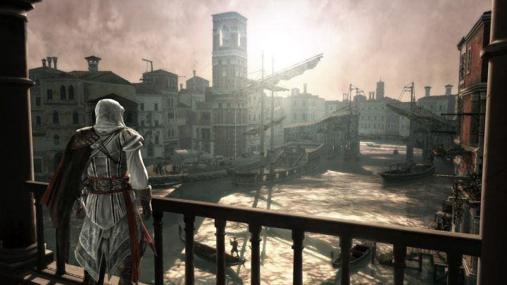 Screenshot de Assassin's Creed II