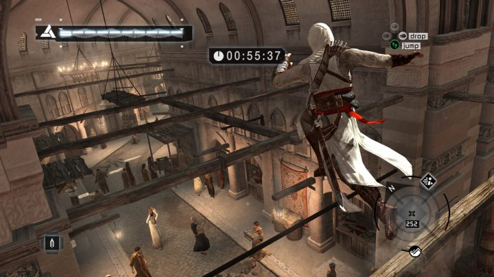 Screenshot de Assassin's Creed