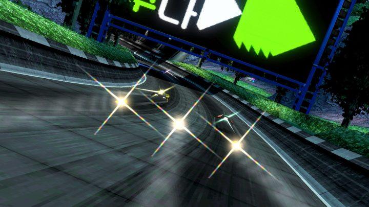 Screenshot de BallisticNG