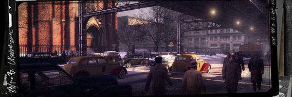 Aperçu de Mafia II