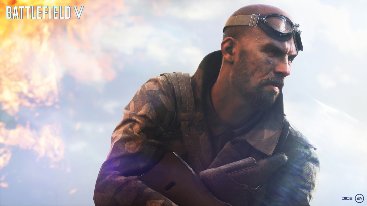 Screenshot de Battlefield V