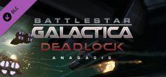 Jaquette de Battlestar Galactica Deadlock : Anabasis