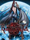 Jaquette de Bayonetta