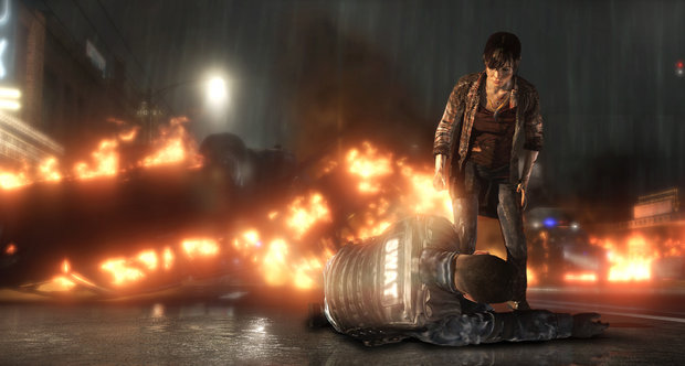 Screenshot de Beyond : Two Souls
