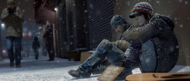 Screenshot de Beyond : Two Souls