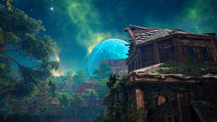Screenshot de Biomutant