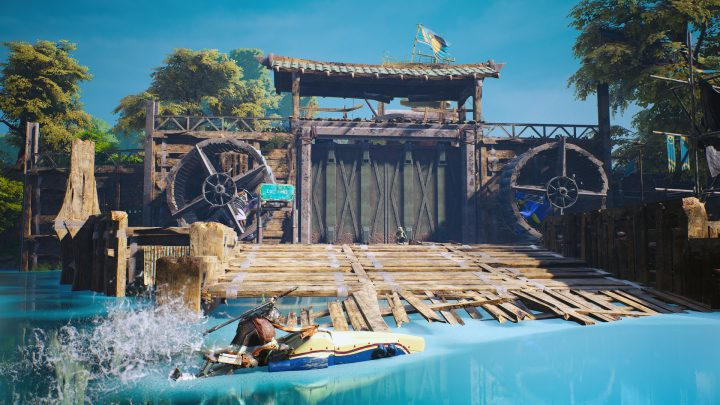 Screenshot de Biomutant
