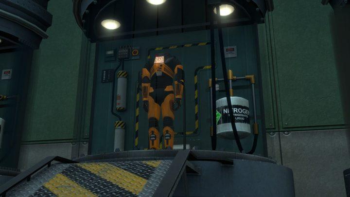 Screenshot de Black Mesa
