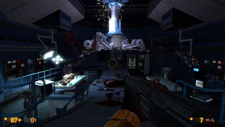 Screenshot de Black Mesa