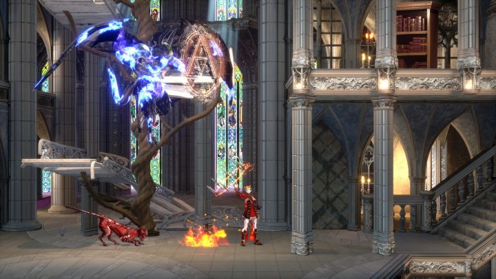 Screenshot de Bloodstained : Ritual of the Night