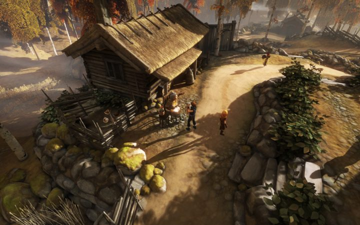 Screenshot de Brothers : A Tale of Two Sons