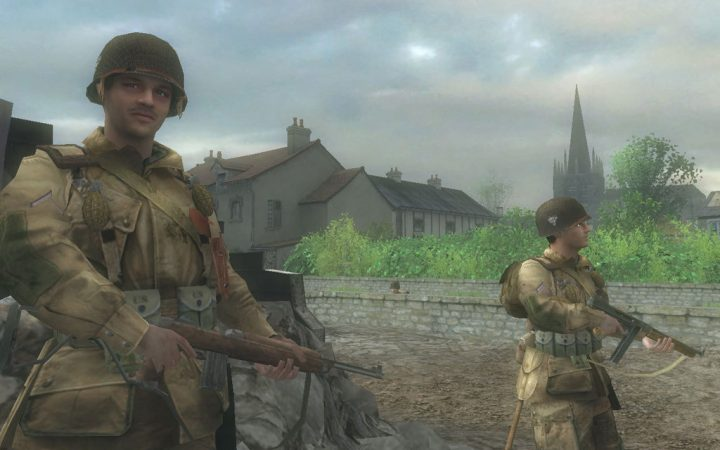 Screenshot de Brothers in Arms : Earned in Blood