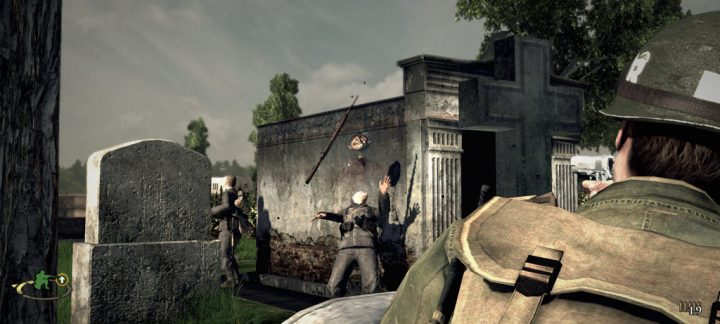 Screenshot de Brothers in Arms : Hell's Highway