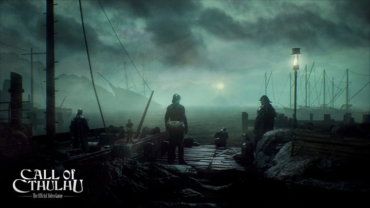 Screenshot de Call of Cthulhu