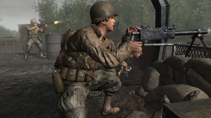 Screenshot de Call of Duty 2