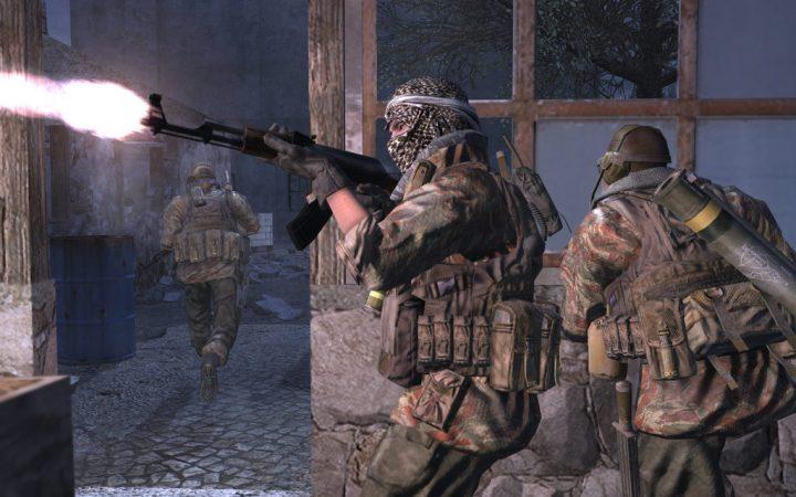 Screenshot de Call of Duty 4 : Modern Warfare