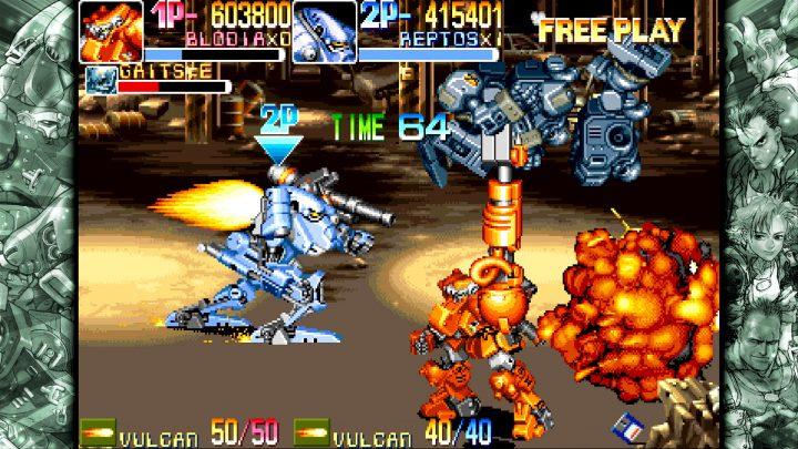Screenshot de Capcom Beat 'Em Up Bundle