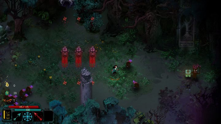 Screenshot de Children of Morta