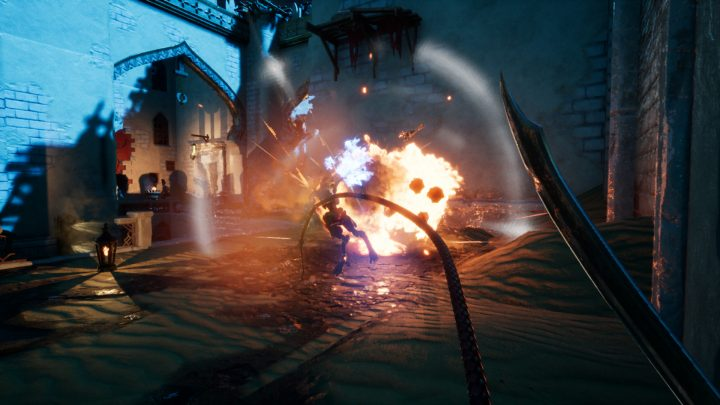 Screenshot de City of Brass