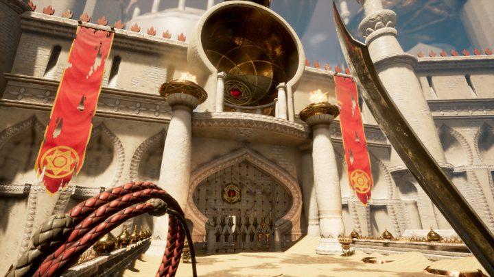 Screenshot de City of Brass