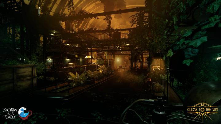 Screenshot de Close to the Sun
